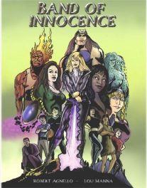 Band of Innocence - Comic Book