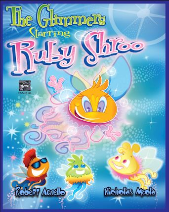 The Glimmers Starring Ruby Shroo