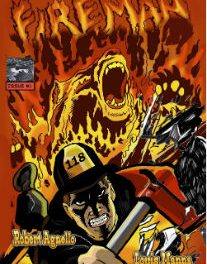 Fireman - Comic Cover