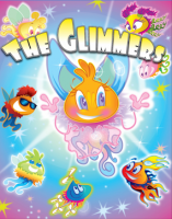 The Glimmers Book Cover