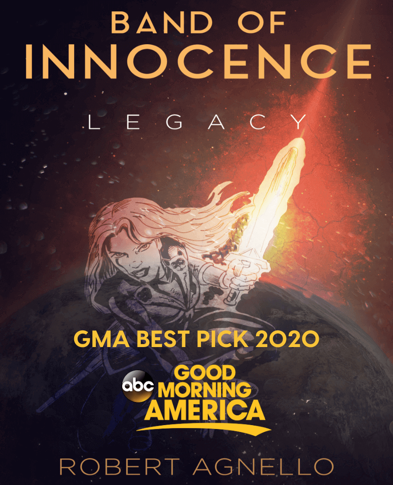 Band of Innocence Legacy book cover